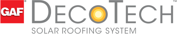 GAF - DecoTech Solar Roofing System