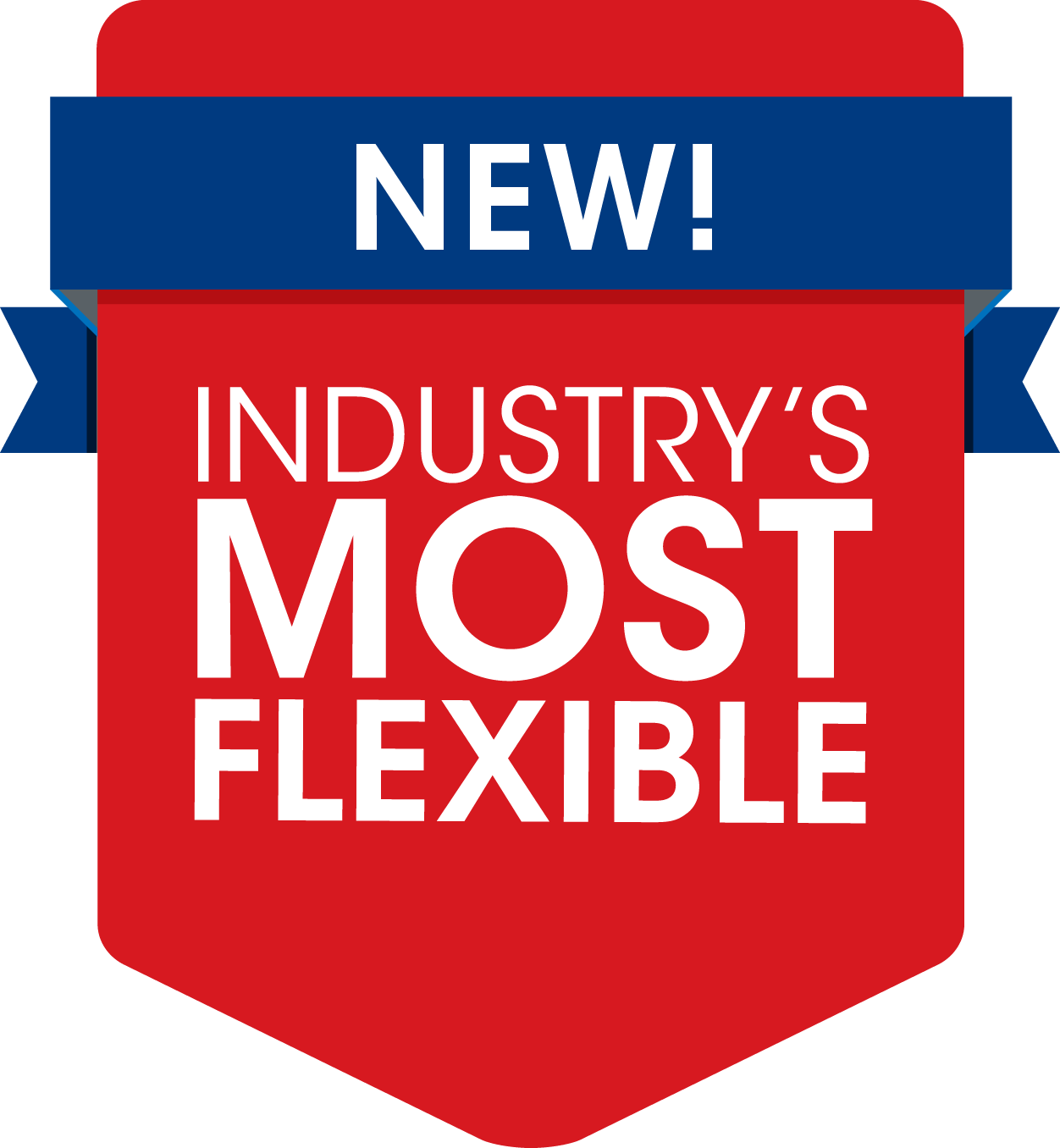 Industry's Most Flexible