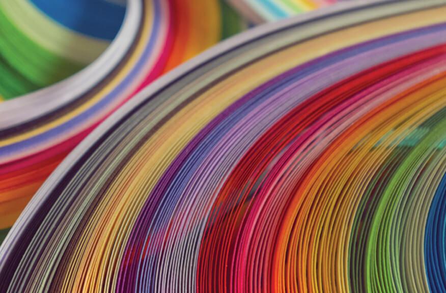 Canon | Forlagsvirksomhet | Fargede linjer