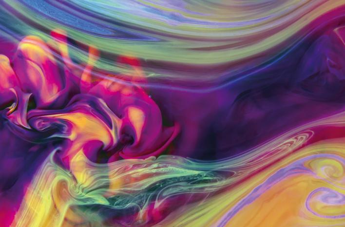 Canon | Markedsføring | Fargerike bølger