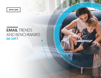 Epsilon report: Q3 2017 email trends and benchmarks