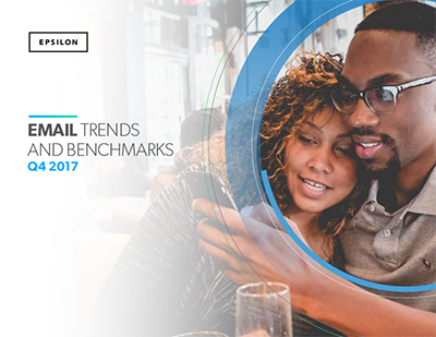 Epsilon report: Q4 2017 email trends and benchmarks