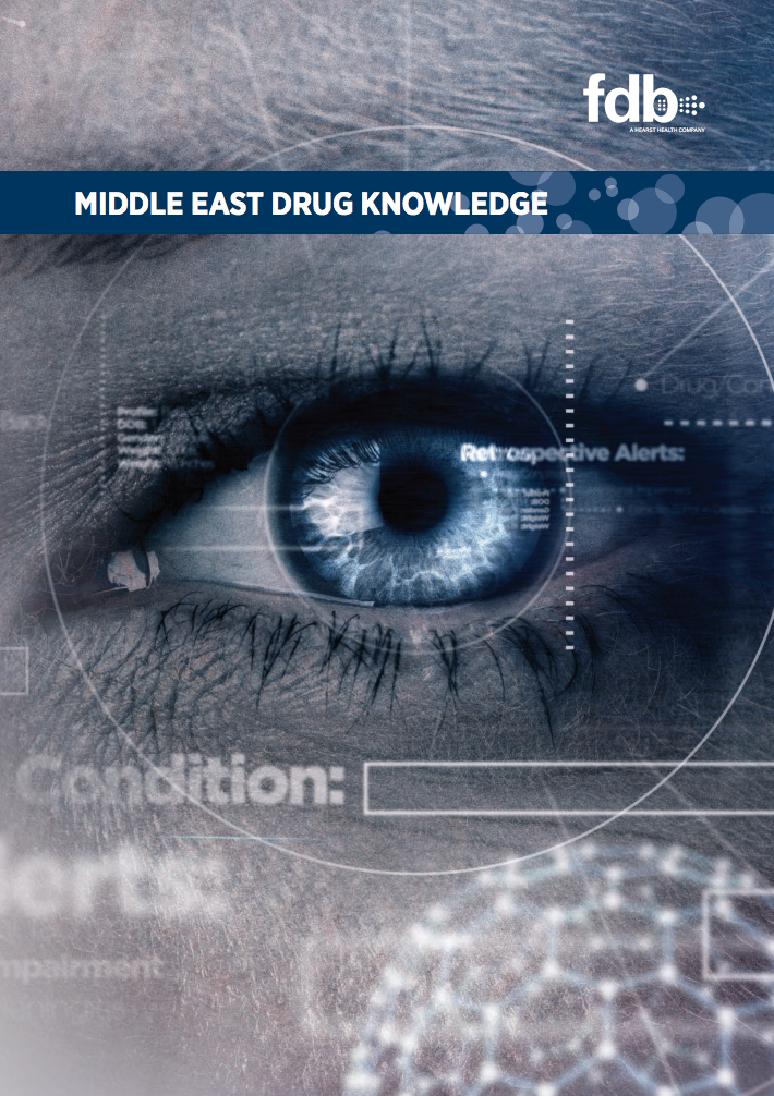 FDB First Databank Middle East Drug Knowledge