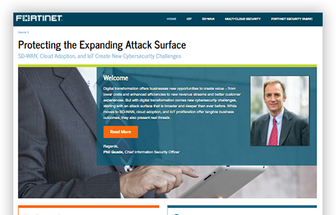Newsletter: Protecting the Expanding Attack Surface