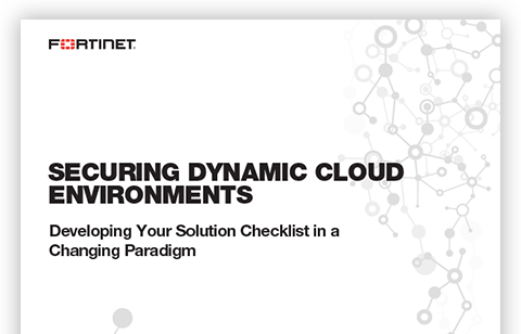 Securing Dynamic Cloud Environments