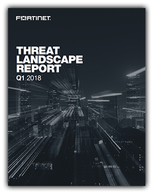 Q1 2018 Threat Landscape Report