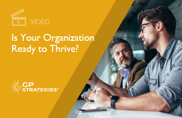 Is Your Organization Ready to Thrive?