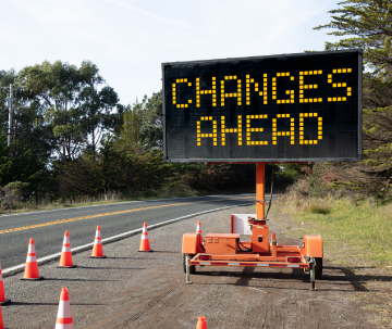 Become a Strong Driver of Change