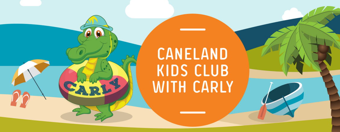 Caneland Kids Club with Carly