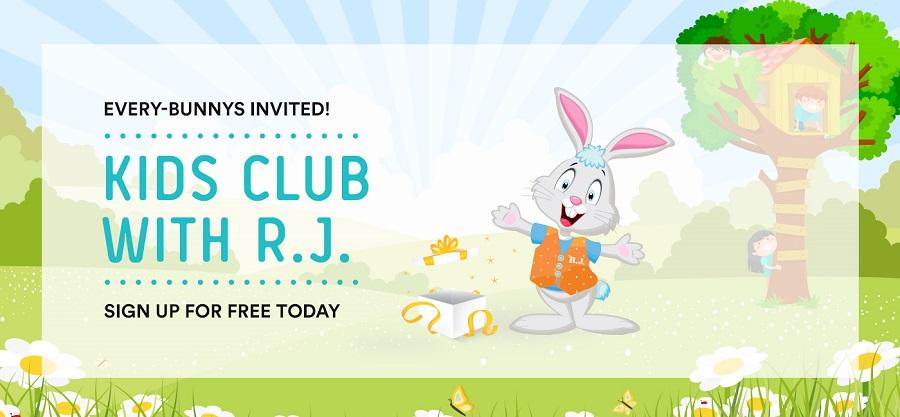 Kids Club with R.J.
