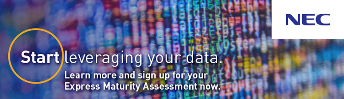Start leveraging your data. Learn more and sign up for your Express Maturity Assessment now.