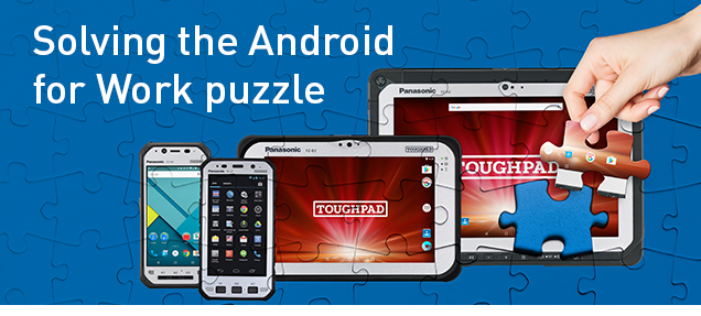 Solving the Android for Work puzzle