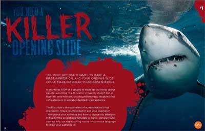 Killer Opening Slide