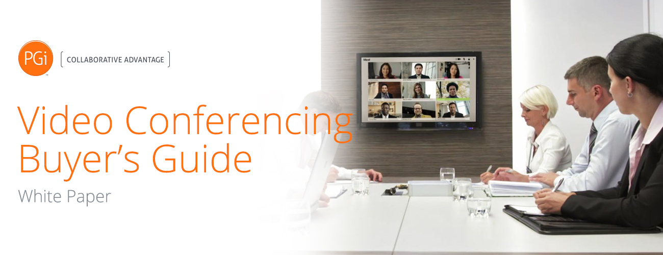 Video Conferencing Buyer's Guide