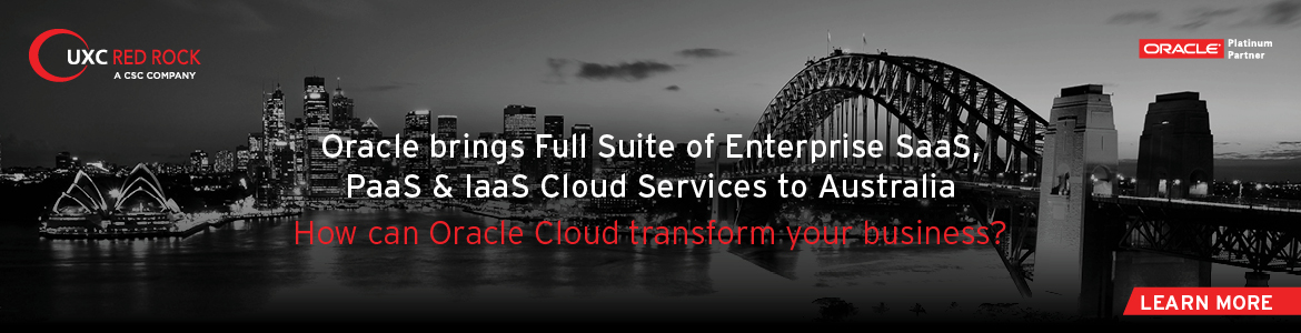 Oracle Cloud - Speak with a Cloud Specialist