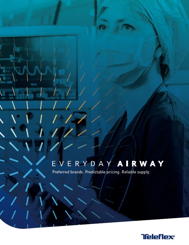 Everyday Airway brochure
