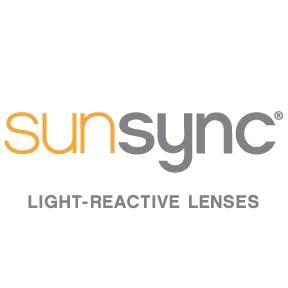 SunSync light reflective lenses