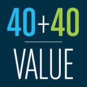 40+40 Value