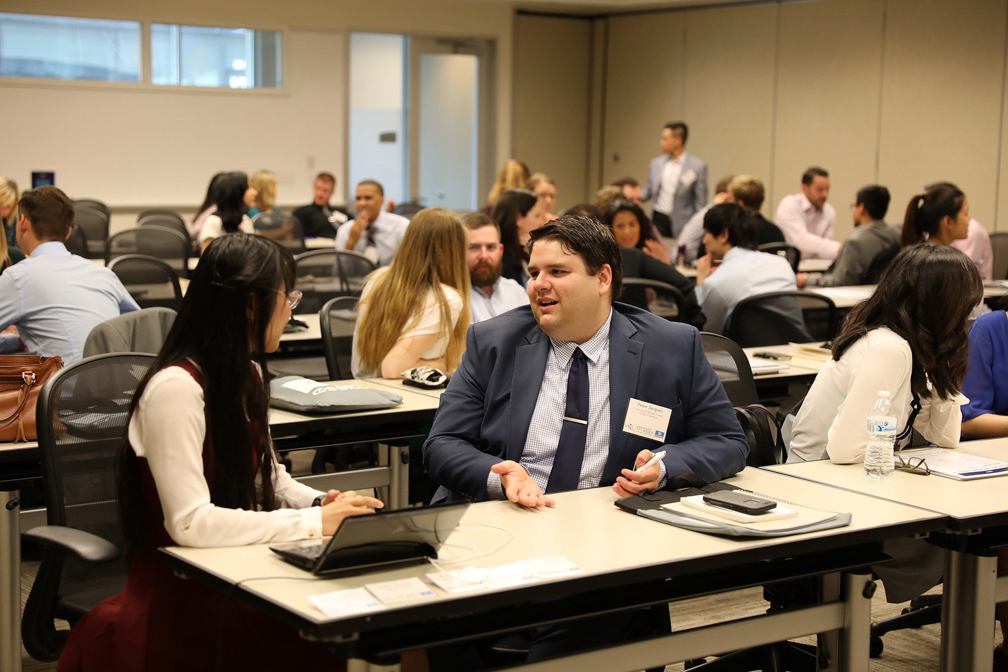 SOLutioN Conference Brings Optometry Student Leaders to Texas