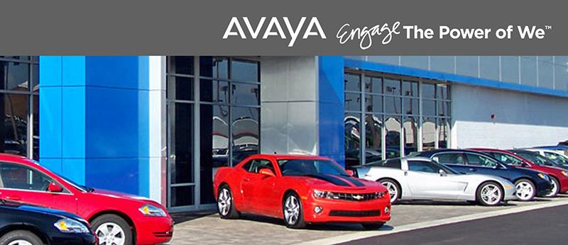 Avaya - Engage the power of we