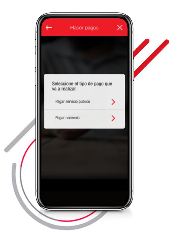 Pagar servicios fácil con DaviPlata App