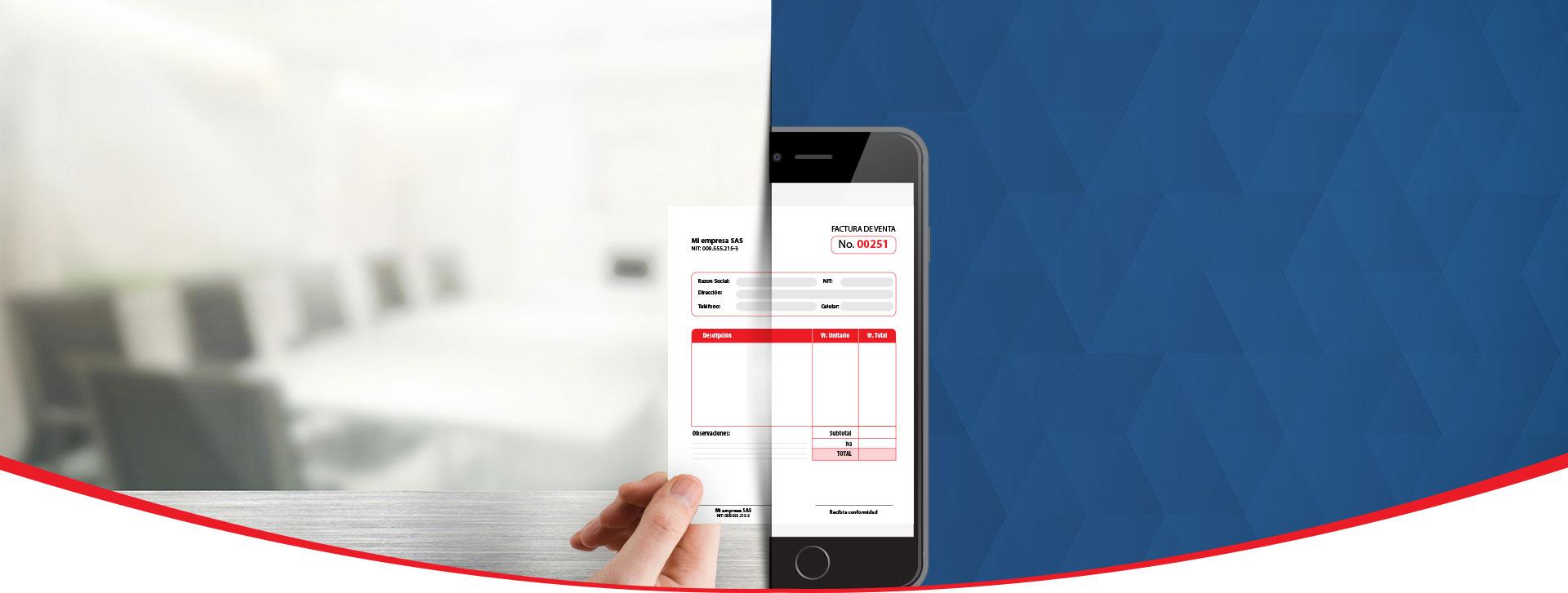 Facturación digital proveedor