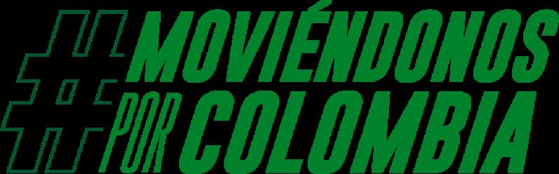 #MoviéndonosPorColombia