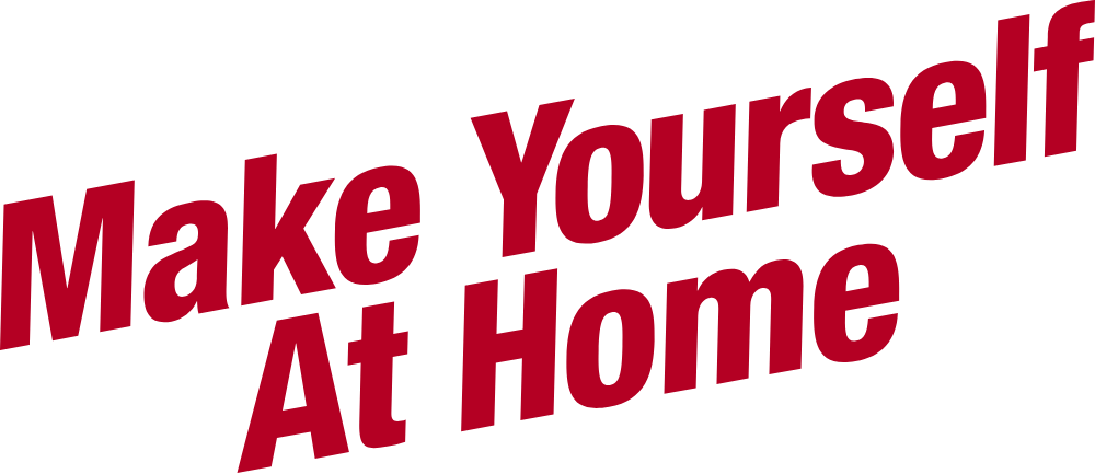 Make Yourself At Home Graphic
