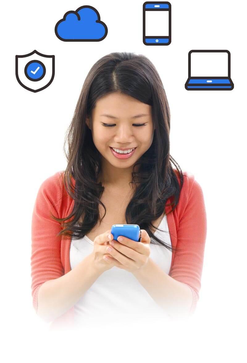 mortgage servicing platform on mobile