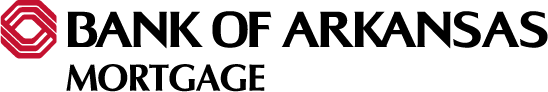 Bank of Arkansas Mortgage Logo