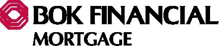BOK Financial Mortgage Logo
