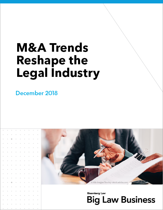 M&A Trends Reshape the Legal Industry