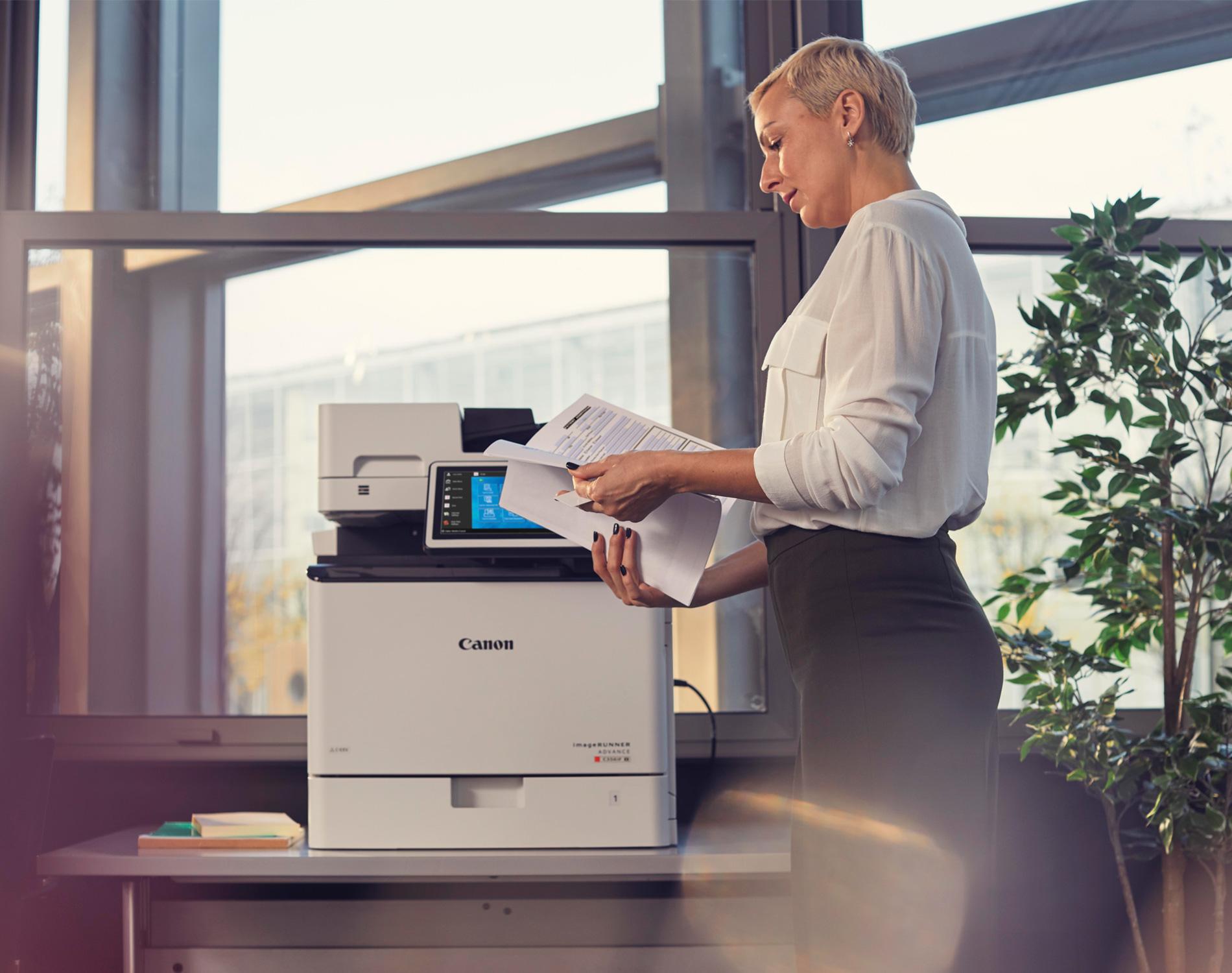Onko yrityksesi tulostuskäytännöissä tehostamisen varaa?