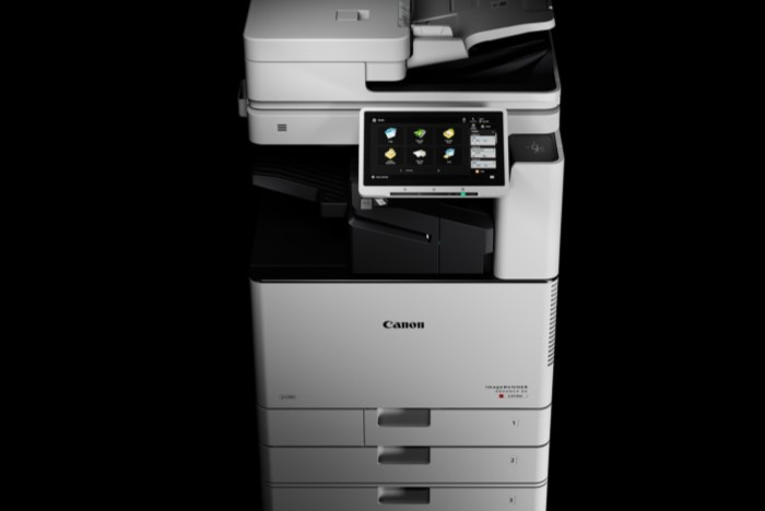Canon UK - Minimise Device Touchpoints
