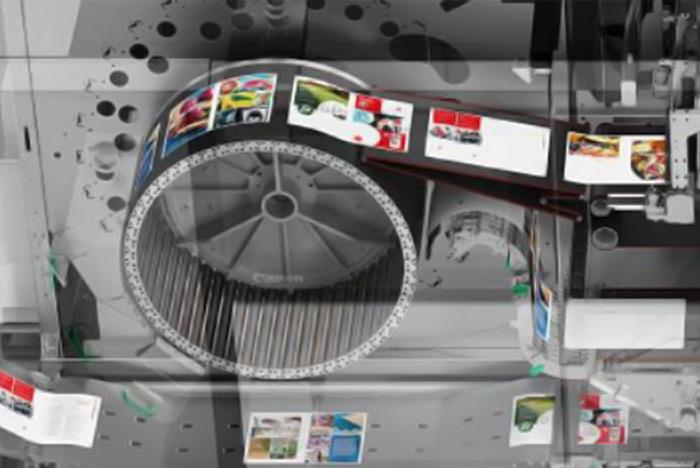 Inkjet-painamista uudella laatutasolla