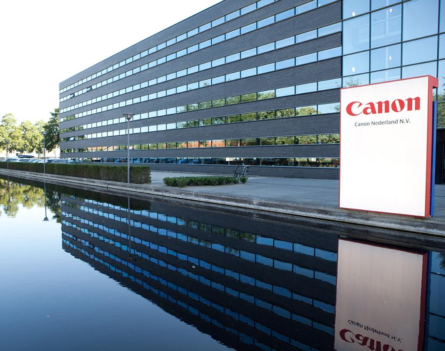 Hoofdkantoor Canon Nederland N.V.