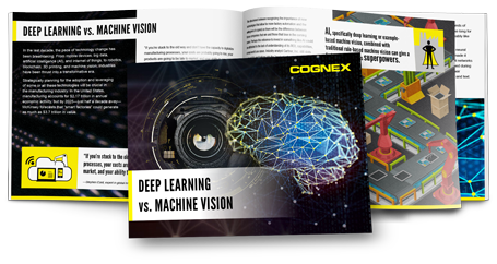 Deep Learning vs Machine Vision eBook