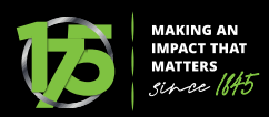 175: making an impact that matters since 1845