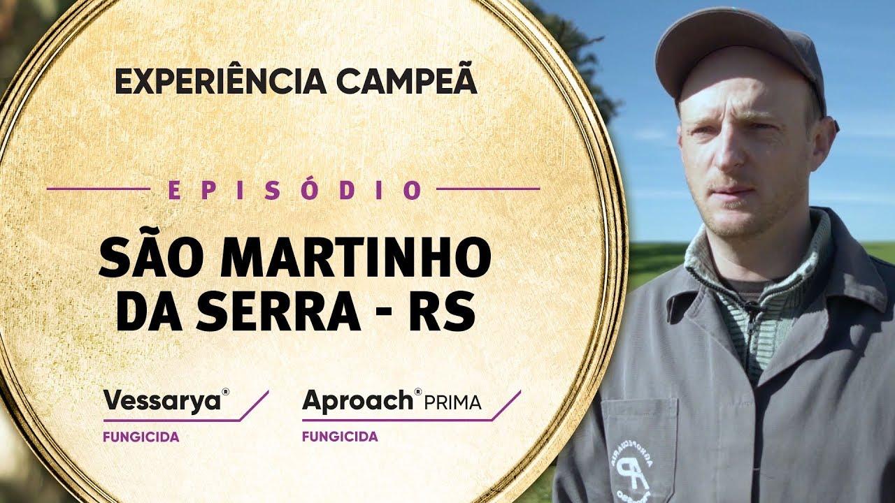 EP 08: São Martinho da Serra/RS