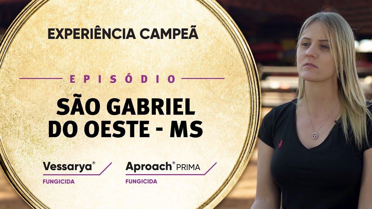 EP 09: São Gabriel do Oeste/MG