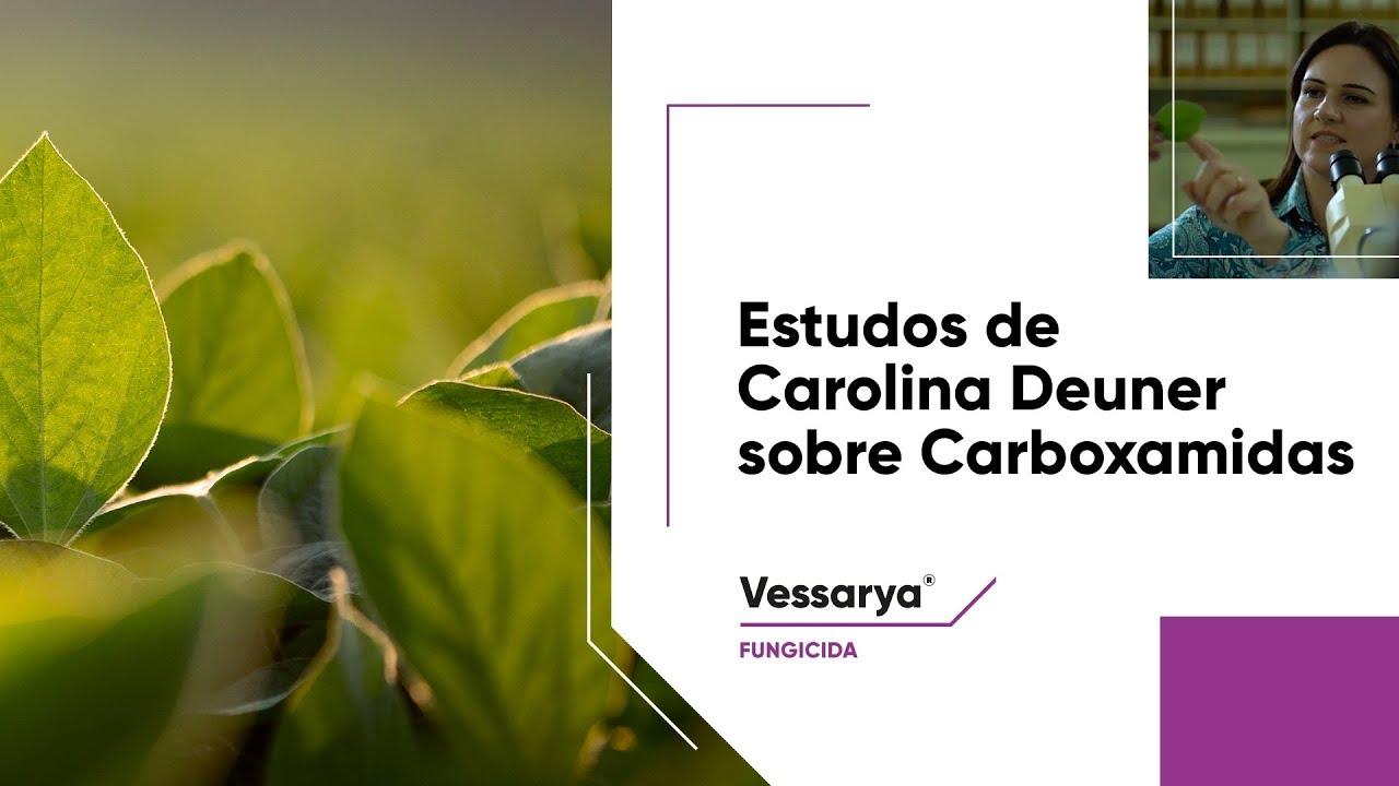 Dra. Carolina Deuner fala sobre importância das Carboxamidas