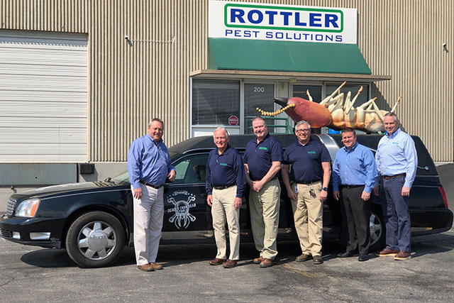 Rottler Pest & Lawn Services (Riverside, MO)
