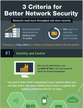 3 Criteria for Better Network Security