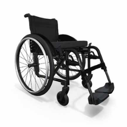 Compact Attract Manual Wheelchair