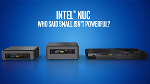 Why Choose Intel® NUC?