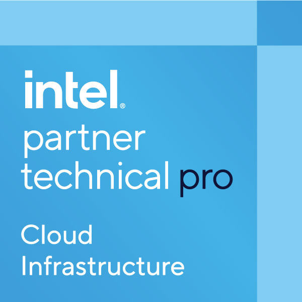 Intel Partner Technical Pro - Cloud Infrastructure