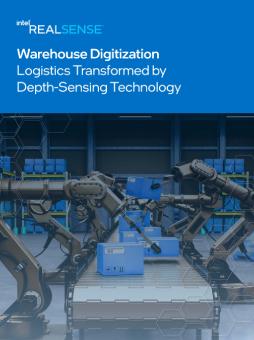 Warehouse Digitization: Logistics transformed by depth-sensing technology