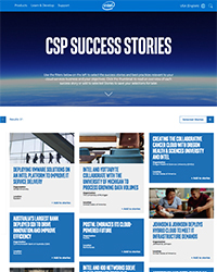 Cloud Service Providers Success Stories