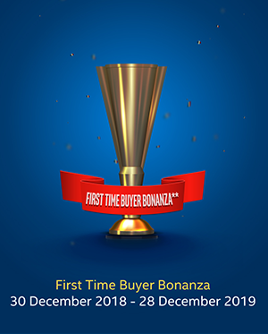 First Time Buyer Bonanza