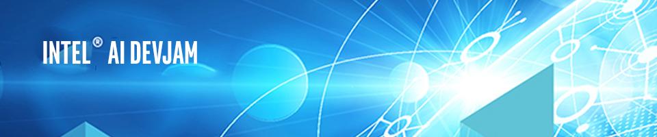 Intel ® AI DevJam at ICML